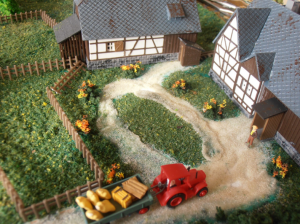 build-miniature-farm